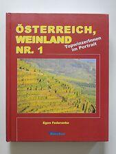 Österreich Weinland Nummer 1 Egon Federanko Wein Weine Topwinzer im Portrait