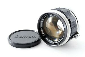 【Excellent+++】Canon 50mm F/1.4 L39 Screw Mount Lens From Japan