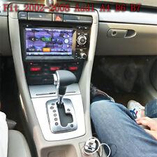 Grauer Schaltknauf für Audi A4 B6 B7 2002-2008