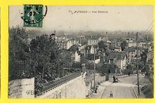 cpa 92 - PUTEAUX (Hauts de Seine) Vue Générale en 1907 Hauts Fourneaux