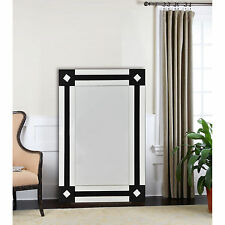 1200MM x 800MM LARGE WALL MIRROR-ART DECO-bedroom metro dressing leaning