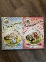 LOT 2  BOOKS KINGDOM OF THE FROSTY MOUNTAINS BY EMERALD EVERHART VOL 2 & 4 EUC