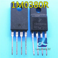5pcs 1M0380R Power supply tube new