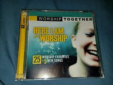 Here I Am To Worship [2 CDs] Various Artists