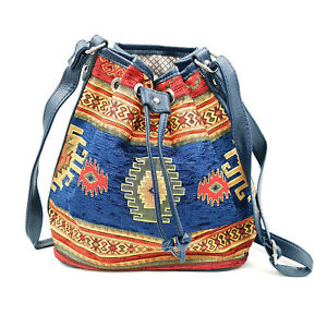 Authentic Turkish Kilim Bag Over Shoulder Handbag Travel Traditional Hippie