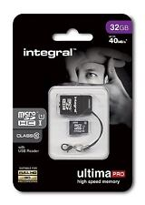 32 GB Micro SDHC Classe 10 Scheda di memoria per tutte le Dash Cam/IN-Car Video camara.