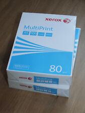 XEROX Mulriprint, Kopierpapier, Druckerpapier