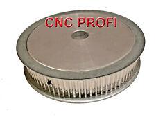 Zahnriemenrad HTD-M5 Zähne 80 Bohrung fi 19 Riemen 25 mm Neu CNC