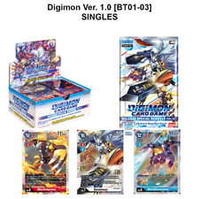 Digimon Card Game BT01-03: Release Special Booster Ver. 1.0 SINGLE CARDS ENGLISH