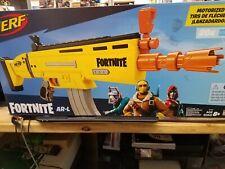NERF E6158 Fortnite AR-L Elite Dart Blaster