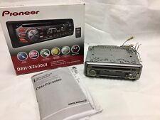 Pioneer DEH-X2600UI CD/USB/MP3 In Dash Receiver 884938218658