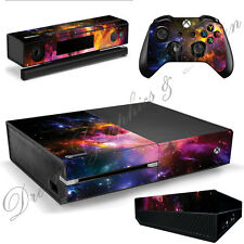 Galaxy Splash Sticker Skins for Xbox One Console + 2 Controller skins xbo_13