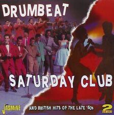 DRUMBEAT SATURDAY CLUB 2 CD (CLIFF RICHARD, CRAIG DOUGLAS, DENNIS LOTIS...) NEU