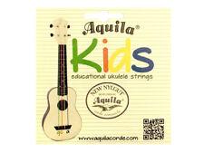 AQUILA RAINBOW KIDS UKULELE STRINGS Educational, Coloured String Set