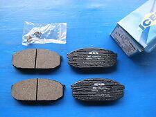 Plaquettes de freins AV Icer pour Mazda 323 (BG1) 1.8 GT et Turbo GTX, 1.8 GT-R,