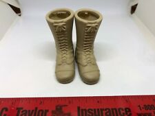 "GI JOE  Boots Shoes  Hat  FOR 12"" ACTION FIGURE   1/6 SCALE 1:6 21st Century"