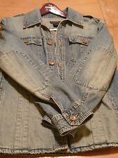 Express Men Jean Jacket Size Medium