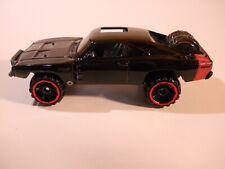 """Hot Wheels - 1/64 -1970 Dodge Charger - """"Fast and Furious"""" - Black - 2016"""