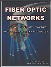 FIBER OPTIC NETWORKS Outside Plant Construction and Project Management...