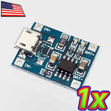 5V Micro USB 1A Lithium Battery Charging Lipo Charger Module for Arduino 18650