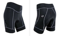 Cycling Clothing Bike Men Bicycle 3D Silicone Padded Riding Shorts Pants M-XXL