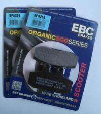 DERBI RAMBLA 300 (2010 to 2012) EBC Organic Pastillas de freno frontales