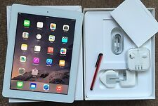EXCELLENT Apple iPad 4th Generation 64GB, Wi-Fi, 9.7in, RETINA DISPLAY+EXTRAS