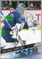 2020-21 Upper Deck Young Guns Michael DiPietro Rookie # 206 NM/MT RC