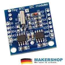 RTC DS1307 AT24C32 IIC Real Time Clock Modul Temperatur Arduino & Raspberry Pi