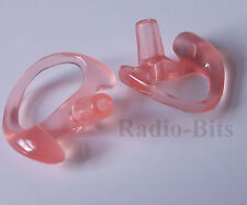 Gel Ear Mould Insert TWIN PACK LARGE LEFT and LARGE RIGHT MTH800 Sepura Motorola