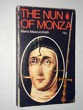 Penguin Book 2328 The Nun of Monza by Mario Mazzucchelli 1966 Lurid Scandal