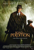 Road to perdition movie poster print