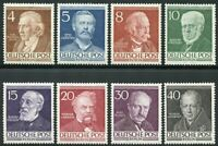 GERMANY BERLIN SCOTT#9N84/93  MINT HINGED & 40pfg NH