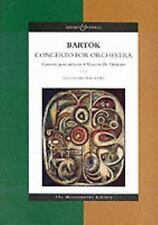 Boosey and Hawkes Masterworks Library: Bela Bartok: Concerto for Orchestra : Co…