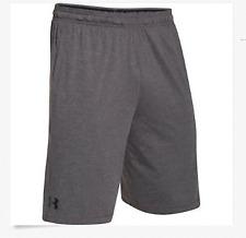 """Under Armour 1253527 Men's Carbon UA Raid 10"""" Inseam Shorts - Size Medium"""