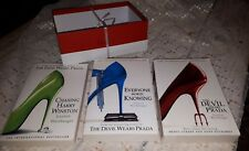 Lauren Weisberger Brand New 3 Book Boxed Set/ Including 'The Devil Wears Prada'