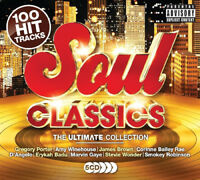 Various Artists : Soul Classics CD Box Set 5 discs (2017) ***NEW*** Great Value