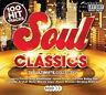 Various Artists : Soul Classics CD Box Set 5 discs (2017) ***NEW*** Great Value
