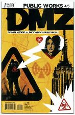 DMZ #16 (DC, 2007) VF/NM