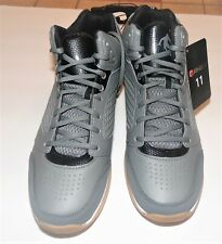 And1 Mens Mens Basketball Shoes AND1 Hightop Gray Capitol 2.0 Size 11 NWT