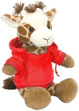Wild Republic Holiday Hoody Ck Giraffe Plush