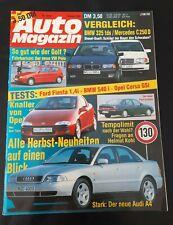 Auto Magazin Zeitschrift 10/1994 Auto Motor Mazda,Alfa,Opel,Porsche,BMW,Chrysler