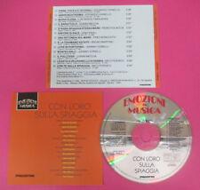 CD Compilation Con Loro Sulla Spiaggia NICO FIDENCO GINO PAOLI no lp mc(C44*)