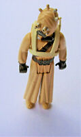 Vintage STAR WARS COLLECTION SALE/1977 Tusken Raider Sand People w/back pack HM