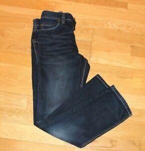 Next Boys Kids skinny blue jeans adjustable waist age 11 zip fly