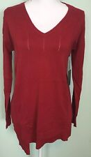 Vince Camuto Womens Size Xsmall Sweater Asymmetrical Long Sleeve NWT
