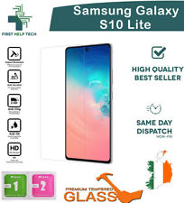 Samsung Galaxy S10 Lite Tempered Glass Premium Screen Protector Guard Film New