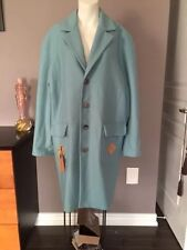 John Galliano Unisex Coat Made in Italy - Size 48 - 100% Authentic