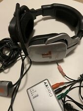 Mad Catz Tritton AX 720 Gaming Headset. With AX Pro, cords, and manual.