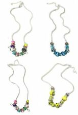 Glass Costume Necklaces & Pendants 46 - 50 Length (cm)